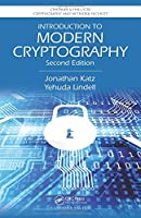 Introduction to Modern Cryptography, 2nd Edition Front Cover