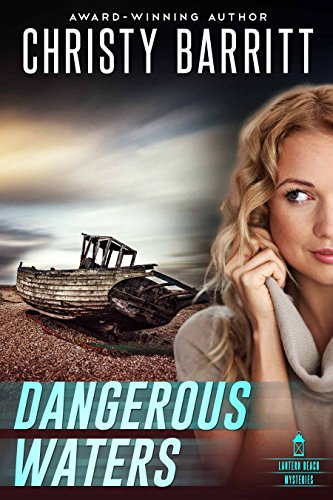Dangerous Waters (Lantern Beach Book 4) cover