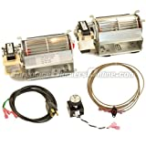 BLOTBLDV Fireplace Blower Kit for Monessen Hearth Systems Fireplaces