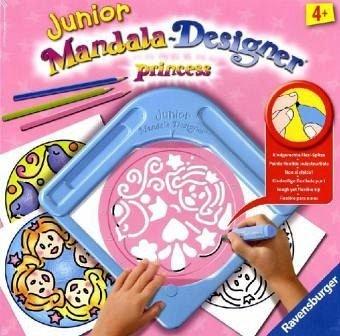 Ravensburger 29893 - Princess - Junior Mandala-Designer