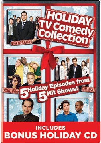 Baldwin Christmas Ornaments (Holiday TV Comedy Collection)