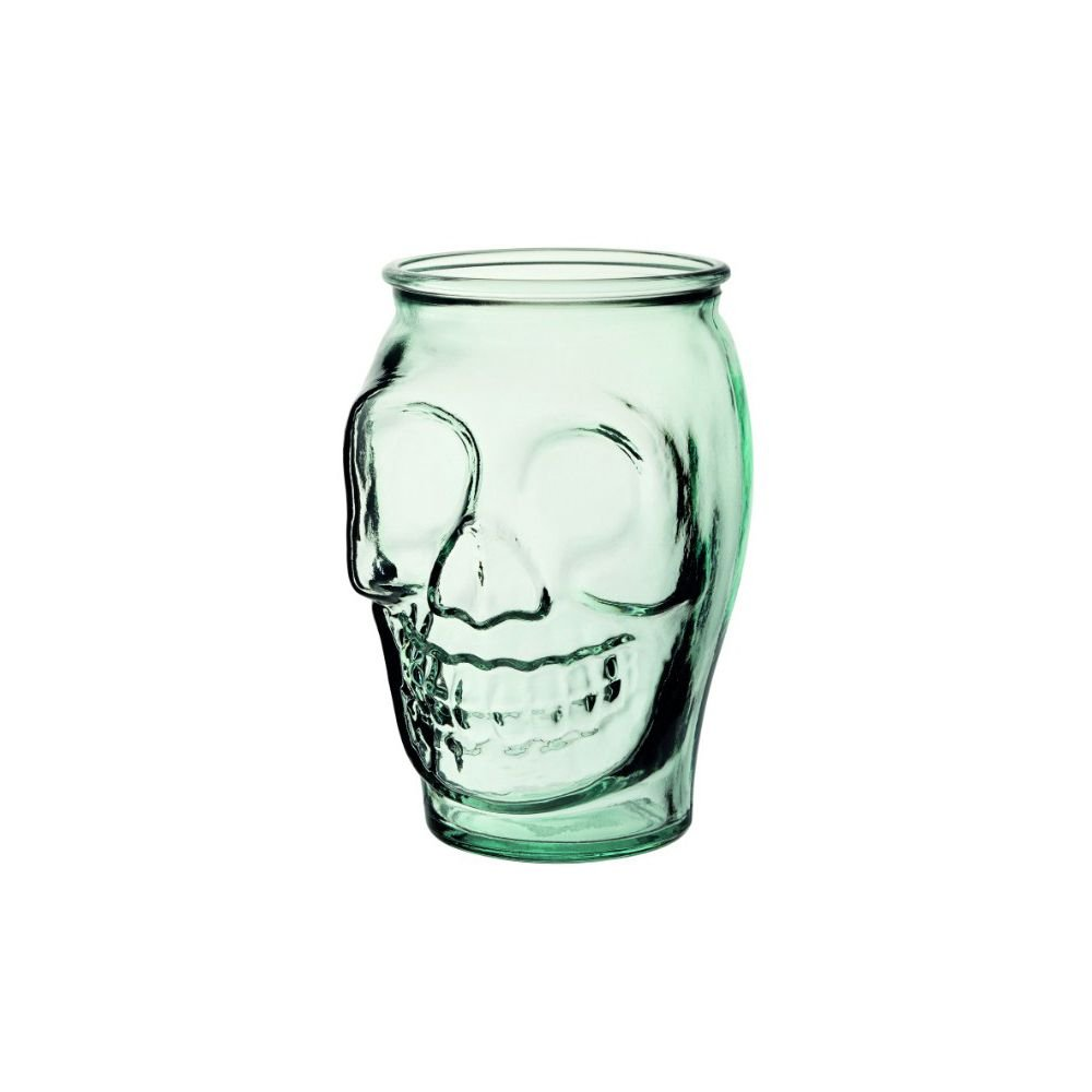 Hospitality Glass Brands HG20124-006 18 Ounce Skull Glass - 6/CS