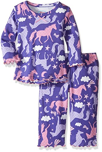 Saras Prints Toddler Ruffled Relaxed