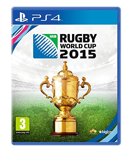 Rugby World Cup 2015 (PS4) (UK IMPORT)