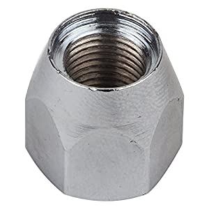 "Sunlite Axle Nuts, 3/8"" x 26T"