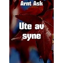 Ute av syne (Norwegian Edition)