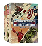 Read all of Avenger's Phase One with this boxed set including the first five titles!Boxed Set includes: Phase One: Captain America, Phase One: Iron Man, Phase One: Thor, Phase One: The Incredible Hulk, and Phase One: Marvel's The Avengers. © 2015 Mar...