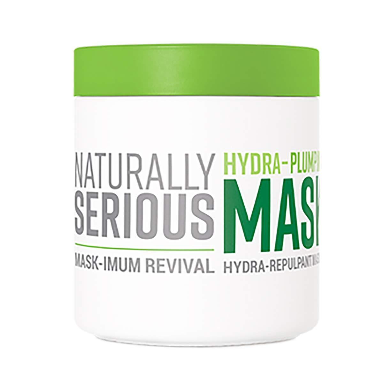 Naturally Serious - Mask-imum Revival Natural Hydra-Plumping Mask (1.7 fl oz | 50 ml)
