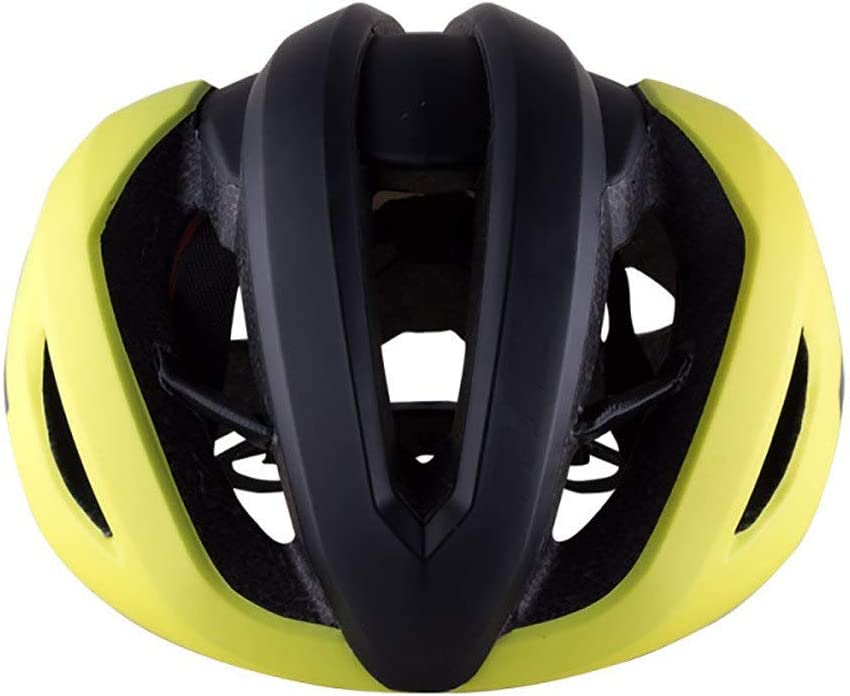 Casco de bicicleta HJC Valeco Road mate Gloss Yellow Black 2020
