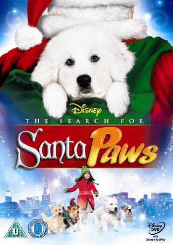 Disney Buddies: The Search for Santa Paws [DVD] (Santa Buddies The Search For Santa Paws)
