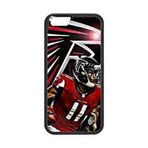 Atlanta Falcons iPhone 6 Plus 5.5 Inch Cell Phone Case Black persent zhm004_8555076