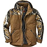 Legendary Whitetails Canvas Cross Trail Workwear Jacket Barley XX-Large Tall