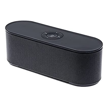 Mobilab S207 Mini Wireless Portable Bluetooth Speaker  Black Home Audio