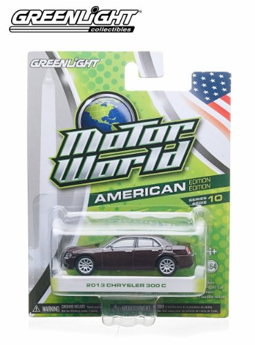 2013 Chrysler 300 C * 2014 Motor World * Series 10 American Edition 1:64 Scale Die-Cast Vehicle