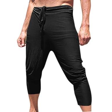 Pantalones De Chándal Deportivos De Color Vintage Hombre para Puro ...
