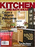 kitchen island design ideas Kitchen and Bath Ideas, Better Homes and Gardens Special Interest Publications (November December, 2007)