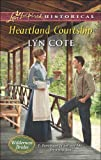Heartland Courtship by Lyn Cote front cover