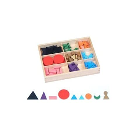 Amazon Montessori Basic Wooden Grammar Symbols With Box Toys