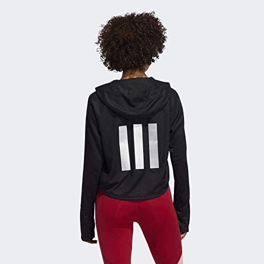 adidas Adapt Hoodie W, Felpa Donna: Amazon.it: Sport e tempo