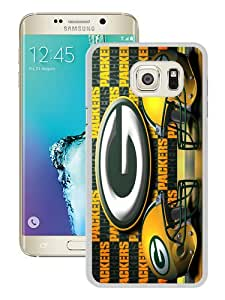 Hot Sale Green Bay Packers 22 White Samsung Galaxy S6 Edge+/S6 Edge Plus Screen Phone Case Popular and Elegant Design