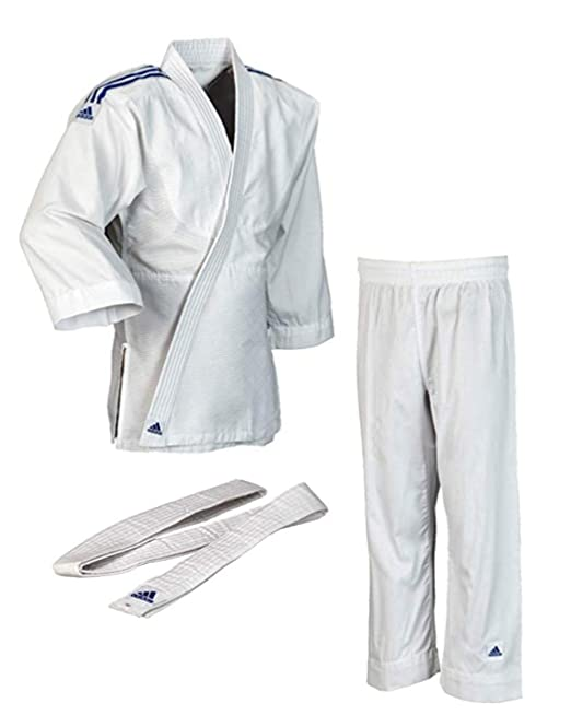 adidas Kinder Judo Anzug Evolution (inkl. Gürtel)