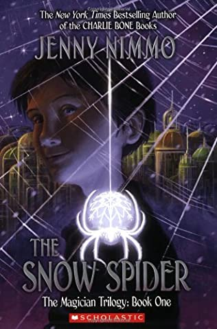 book cover of The Snow Spider