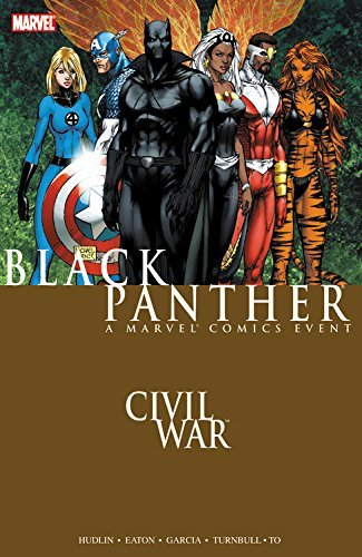 BLACK PANTHER #25 CIVIL WAR MARVEL COMICS NEW AND MINT! (BLACK PANTHER, CIVIL WAR)