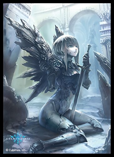 Shadowverse Enstatued Seraph Card Game Character Sleeves Collection MT314 Anime from Movic