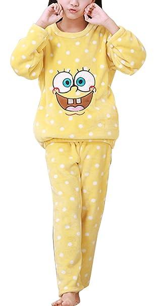 girl flannel pajamas spongebob pajamas kids and children pajamas