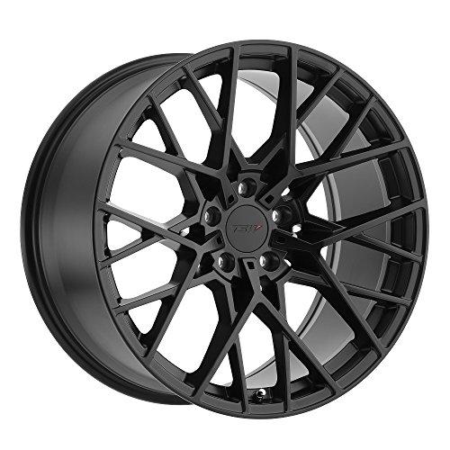 TSW Sebring 18x8.5 5x114.3 +40mm Matte Black Wheel Rim (2012 Toyota Camry With 22 Inch Rims)
