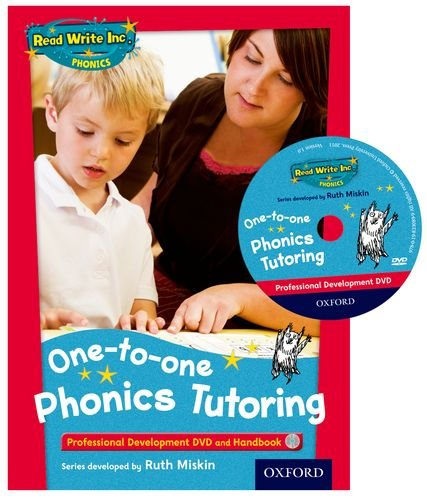 Read Write Inc.: Phonics One-to-one Tutoring Kit Professional Development DVD and Handbook - Reading First Classroom Kit