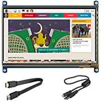 7 inch Capacitive touch screen LCD Display 800x480 HDMI For Raspberry Pi 2 3