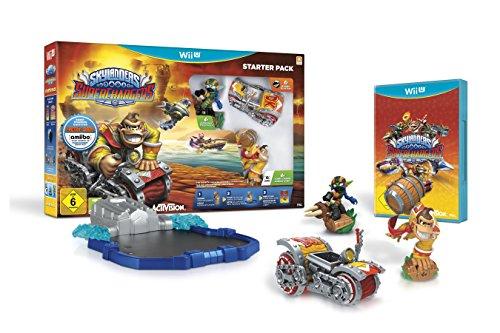 Skylanders SuperChargers Racing: Starter Pack (Nintendo Wii U)