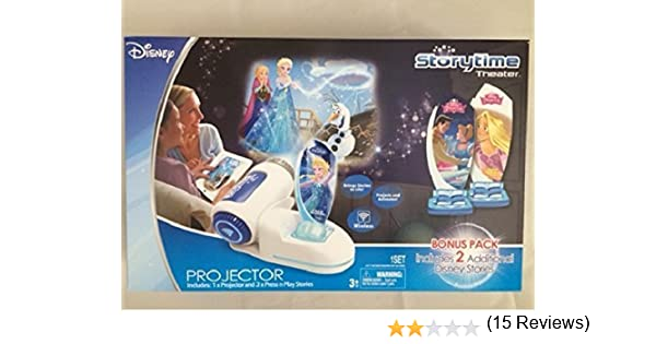 Tech 4 Kinds Disney Storytime Theater Projector Bonus Pack by ...