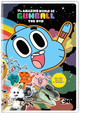 Cartoon Network: The Amazing World of Gumball - The DVD ()