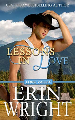 Lessons in Love: A Western Romance Novel (Long Valley Romance Book 8)