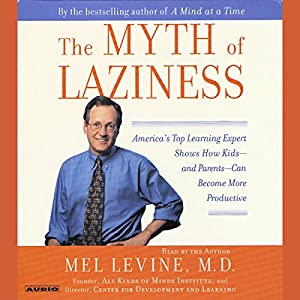 The Myth of Laziness Audiobook