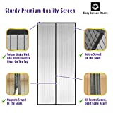 Magnetic Screen Door, Mesh Curtain - Keeps