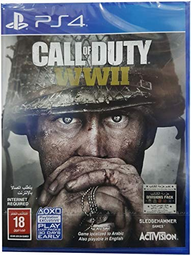 Call of Duty: WWII (PS4) (Call Of Duty Black World At War)