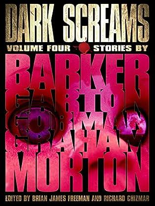 book cover of Dark Screams: Volume Four