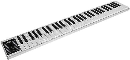 HXGL-piano Práctica portátil de Piano Manual portátil ...