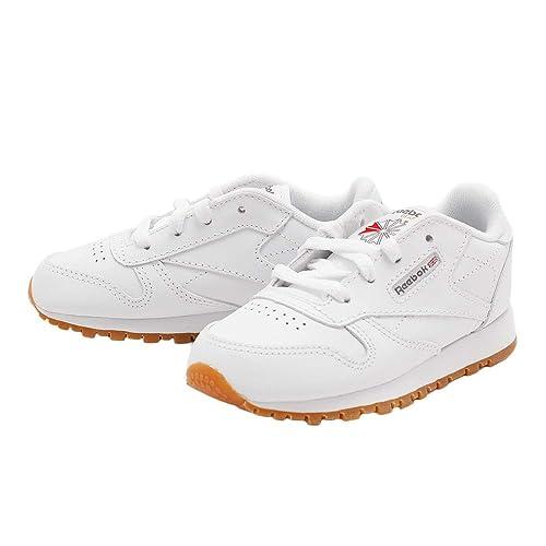 Reebok Classic Leather, Zapatillas Unisex Bebé: Amazon.es: Zapatos y complementos