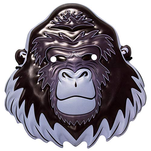 360 Party Lab Augmented Reality Gorilla Monkey Animal Mask for -