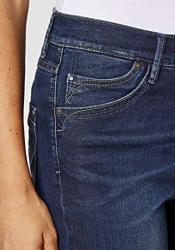 Azul Slim Vaqueros Piedra Para Paddocks Mujer Rqg8gC