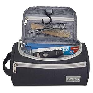 872e2719fd917 Amazon.com   Pantheon Toiletry Organizer Wash Bag Hanging Dopp Kit ...