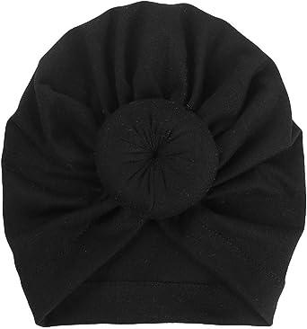 GEMVIE Turban Bonnet B/éb/é Fille Enfant Naissance 6 Pcs Chapeaux Bandeau Noeud Fleur Mignon Elastique Enfant Serre T/ête Accessoires Nouveau N/é