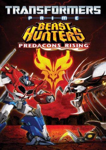 Transformers Prime: Predacons Rising (Optimus Prime Movie)