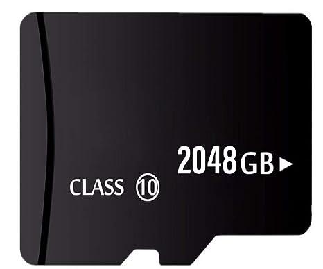 Tarjeta de Memoria Micro de 2 TB con Adaptador para Ranura ...