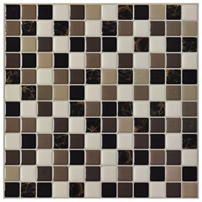 Art3d Backsplashes Tile for Kitchen or Bathroom Decoration, Peel N Stick Tiles by Art3d