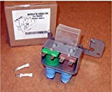 superbobi WR57X10051 Refrigerator Water Valve for GE WR57X10032 AP3672839 PS901314 Pump